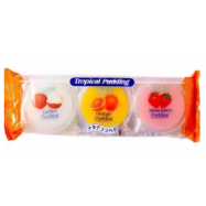 image of Cocon Nata De Coco Pudding Assorted Flavour 80gm x 3cup