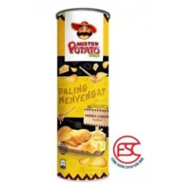 image of [FSC] Mr Potato Honey Cheese Potato Crisp 150gm