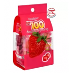 [FSC] [2 pack] Lot 100 Chewy Gummy 150gm strawberry flavours