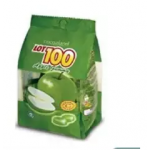 [FSC] [2 pack] Lot 100 Chewy Gummy 150gm Apple Flavour