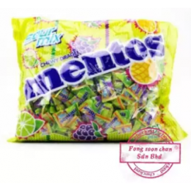 image of [FSC] Mentos Sour Mix Chewy Candy 330pieces