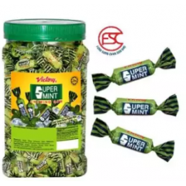 image of Victory Supermint Chewing Gum 240pcs