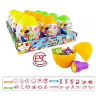 image of [FSC] Beardy Lucky Egg Toy with Candy 12 pieces (Stamp Version)