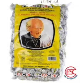 image of Hacks Honey Lemon Mint Candy 1.5kg