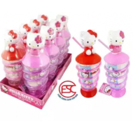 image of [FSC] Hello Kitty Countainer Cup with Candy 8cup