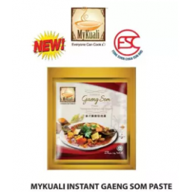image of [FSC] Mykuali Instant Gaeng Som Paste 120gm