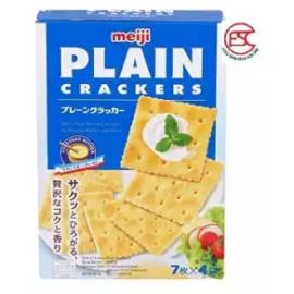 image of Meiji Original Plain Cracker 104gm