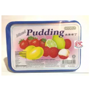 image of [FSC] Cocon Assorted Fruit Mini Pudding 15gm x 28cups