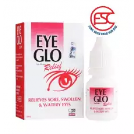 image of [FSC] Eye Glo Relief Eye Drops (10ml)