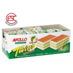 [FSC] Apollo Coconut & Pandan Twins Layer Cake 24pieces x 18gm