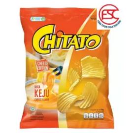 image of [FSC] Chitato Potato Chip Cheese Flavour 2pack x 68gm