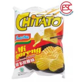 image of [FSC] Chitato Potato Chips Mi Goreng Flavour 2pack x 55gm