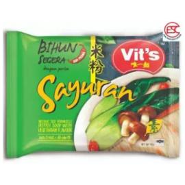 image of [FSC] Vit's Rice Vermicelli Vegetarian Clear Soup 55gm x 5pkts (Bundle)