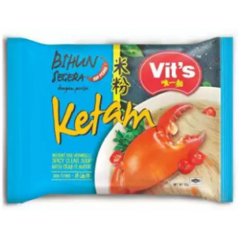 image of [FSC] Vit's Rice Vermicelli Crab Spicy Clear Soup 55gm x 5pkts (Bunble)
