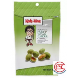 image of [FSC] Koh-Kae Wasabi Coated Peanut 180gm