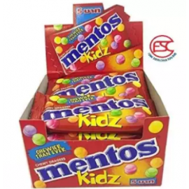 image of [FSC] Mentos Kidz Chewy Candy 12pieces x 19gm