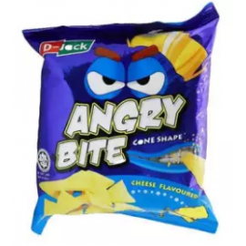 image of [FSC] Djack Angry Bite Cheese Flavour 40piece x 10gm