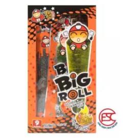 image of [FSC] Tao Kae Noi Big Roll Tom Yam Seaweed 12stick x 3.6gm
