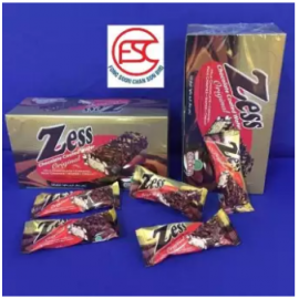 image of [FSC] Zess Chocolate Coated Wafer(Original Flavours) 24pieces x 22gm