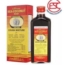 image of [FSC] African Sea Coconut Brand Cough Mixture 177ml [非洲海底椰標 止咳露]