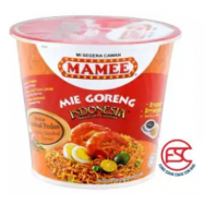 image of [FSC] Mamee Indonesia Mie Goreng Sambal Pedas(Cup) 80gm x 6cup