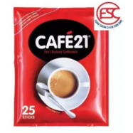 image of [FSC] Cafe 21 Coffee-mix (2 in 1) 25 sachet x 12gm