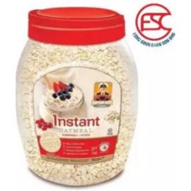 image of [Jar] Captain Oats Instant 1kg