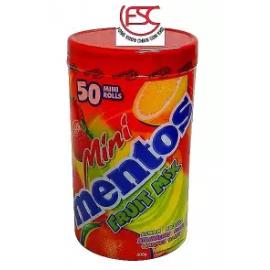 image of [FSC] Mini Mentos Fruit Mix 50roll x 10gm