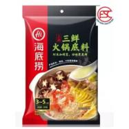 image of [FSC] Haidilao Hotpot Instant Soup Base - Mustard Tuber Bone Broth【海底捞三鲜火锅底料】200gm
