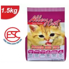 image of [FSC] AlleyCat Dry Cat Food 1.5kg