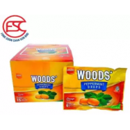 image of [FSC] Woods Lozenges Candy Orange 15gm x 15sachels