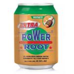 [FSC] Power Root Energy Drink With Honey & Tongkat Ali (6tin x 250ml)