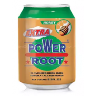image of [FSC] Power Root Energy Drink With Honey & Tongkat Ali (6tin x 250ml)