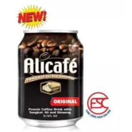image of [FSC] Alicafe Premix Coffee Drink With Tongkat Ali (6tin x 250ml)