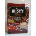 [FSC] AliCafe Warung White Coffee (3 in 1) 20gm x 28 sachets