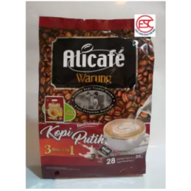 image of [FSC] AliCafe Warung White Coffee (3 in 1) 20gm x 28 sachets