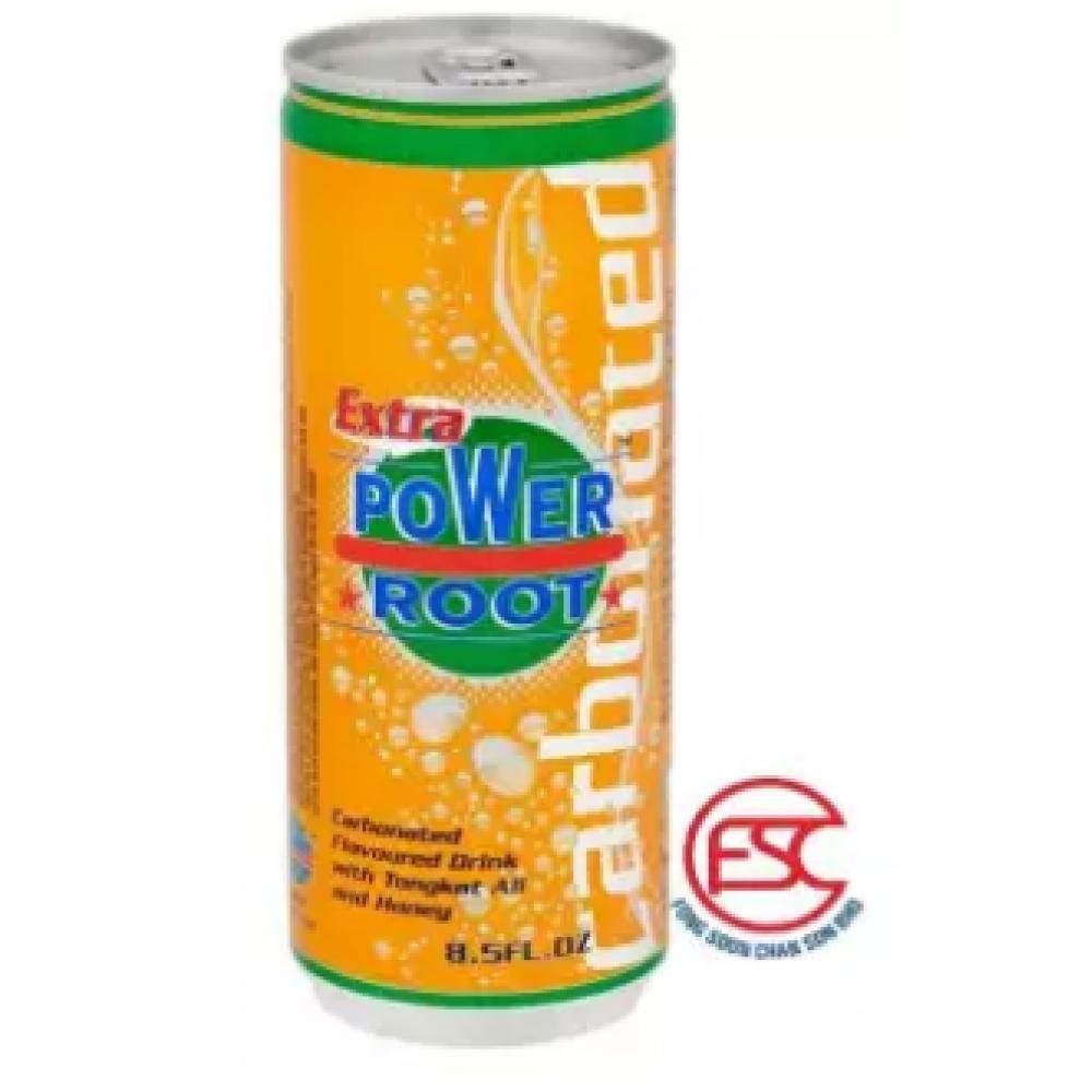 [FSC] Power Root Energy Carbonated Drink Tongkat Ali & Honey (6tin x 250ml)