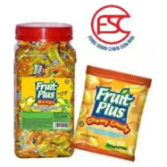 image of [FSC] Fruit Plus Mango Flavour Chewy Candy 350pieces