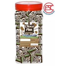 image of [FSC] Fruit Plus Choco Milk Flavour Chewy Candy 350pieces