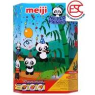 image of [FSC] Meiji Hello Panda Assorted For 3 Flavours 260gm (Choco/Strawberry/Milk)