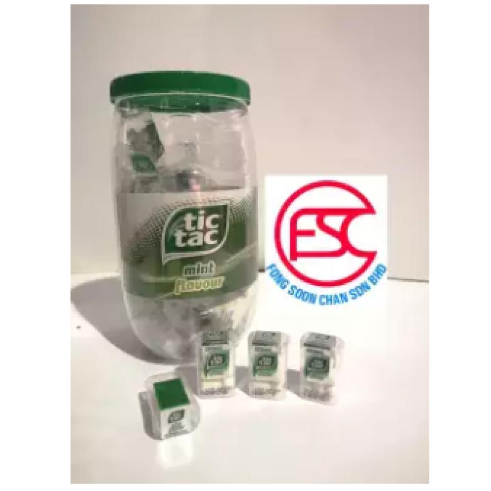 [FSC] Tic Tac Liliput Mint Flavour 16pieces