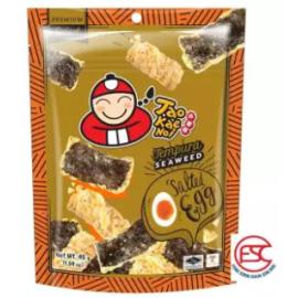 image of [FSC] Tao Kae Noi Salted Egg Tempura Seaweed Original Flavours 45gm x 3pkt