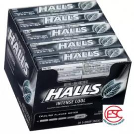 image of [FSC] Halls Stick Extra Strong Mint Candy 20stick x 34gm