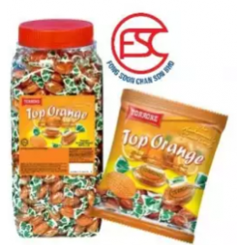 image of [FSC] Torrone Top Orange Candy 580pieces