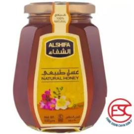 image of [FSC] Alshifa NATURAL Honey 500gm
