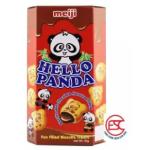 Meiji Hello Panda biscuits 45gm x 10box Chocolate Flavours
