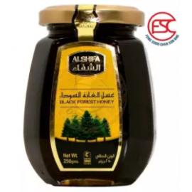 image of [FSC]Alshifa BLACK FOREST Honey 250gm