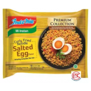 image of [FSC] Indomie Curly Fried Noodles Salted Egg Flavour 20pack x 100gm
