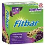 [FSC] Fitbar Healty Fruit Crispy Rice Bar 12pieces x 25gm