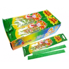 image of [FSC] Beardy Sour Ribbon Apple Flavours 40gm x 12pieces